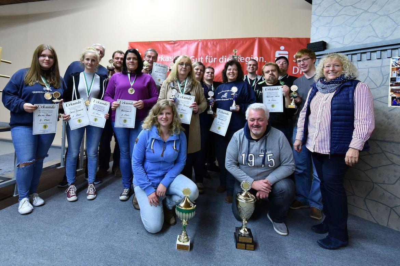 Pokalschiessen der Haigerer Vereine 2016