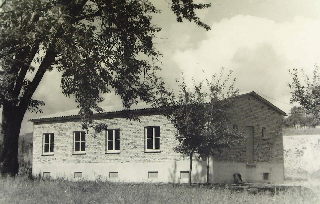 Das 2. Schützenhaus der SG-Haiger an der Lehmkaute/Ziegelei in Haiger
